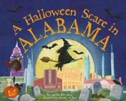 A Halloween Scare in Alabama (Hardcover)