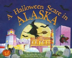 A Halloween Scare in Alaska (Hardcover)