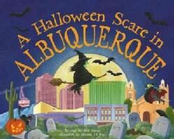 A Halloween Scare in Albuquerque (Hardcover)