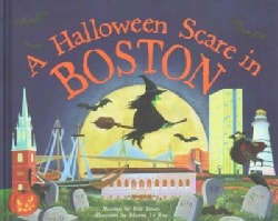 A Halloween Scare in Boston (Hardcover)