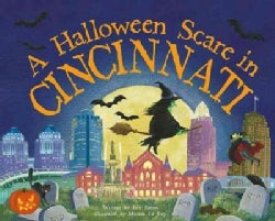 A Halloween Scare in Cincinnati (Hardcover)