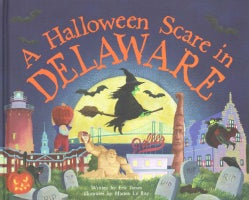 A Halloween Scare in Delaware (Hardcover)