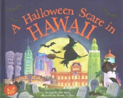 A Halloween Scare in Hawaii (Hardcover)