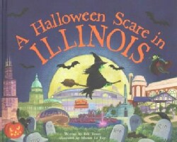 A Halloween Scare in Illinois (Hardcover)