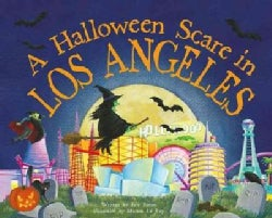 A Halloween Scare in Los Angeles (Hardcover)