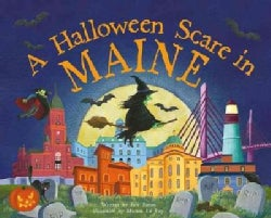 A Halloween Scare in Maine (Hardcover)