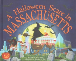 A Halloween Scare in Massachusetts (Hardcover)