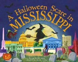 A Halloween Scare in Mississippi (Hardcover)