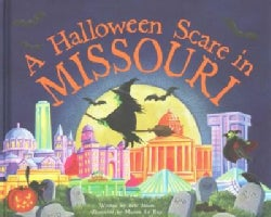 A Halloween Scare in Missouri (Hardcover)