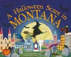 A Halloween Scare in Montana (Hardcover)