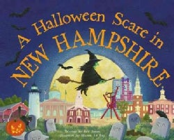 A Halloween Scare in New Hampshire (Hardcover)