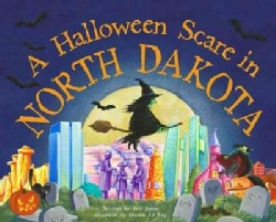 A Halloween Scare in North Dakota (Hardcover)