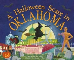 A Halloween Scare in Oklahoma (Hardcover)