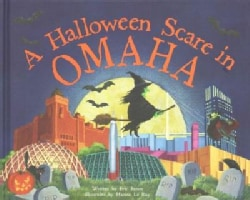 A Halloween Scare in Omaha (Hardcover)