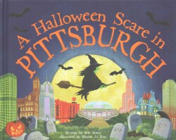 A Halloween Scare in Pittsburgh (Hardcover)