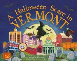 A Halloween Scare in Vermont (Hardcover)
