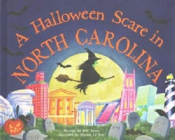 A Halloween Scare in North Carolina (Hardcover)