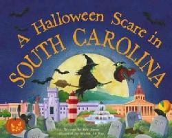 A Halloween Scare in South Carolina (Hardcover)