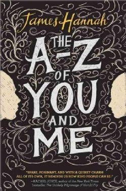 The A to Z of You and Me (Paperback)