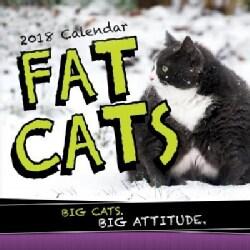 Fat Cats 2018 Calendar (Calendar)
