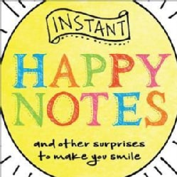 Instant Happy Notes: 200 Surprises to Make You Smile (Paperback)