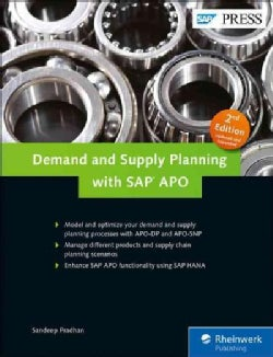 Demand and Supply Planning With Sap Apo (Hardcover)