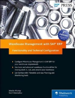 Warehouse Management With Sap Erp: Functionality and Technical Configuration (Hardcover)