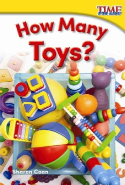 How Many Toys? (Paperback)