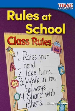 Rules at School (Paperback)