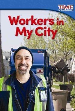 Workers in My City (Paperback)