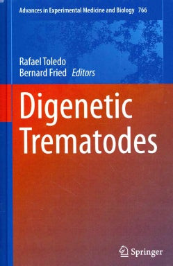 Digenetic Trematodes (Hardcover)