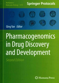 Pharmacogenomics in Drug Discovery and Development (Hardcover)