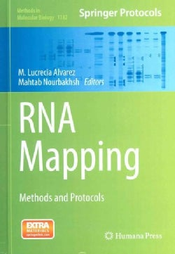 RNA Mapping: Methods and Protocols (Hardcover)