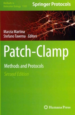 Patch-Clamp Methods and Protocols (Hardcover)
