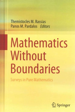 Mathematics Without Boundaries: Surveys in Pure Mathematics (Hardcover)