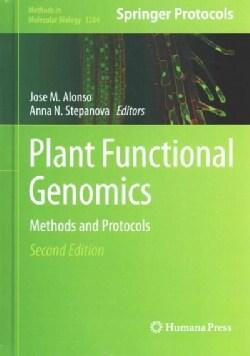 Plant Functional Genomics: Methods and Protocols (Hardcover)