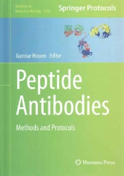 Peptide Antibodies: Methods and Protocols (Hardcover)