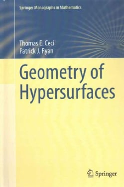 Geometry of Hypersurfaces (Hardcover)