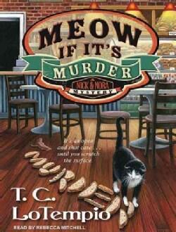 Meow If It's Murder (CD-Audio)