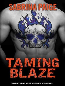 Taming Blaze (CD-Audio)