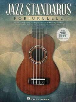 Jazz Standards for Ukulele (Paperback)
