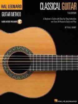 Hal Leonard Classical Guitar Method: Tab Edition