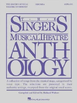 The Singer's Musical Theatre Anthology: Soprano (Paperback)