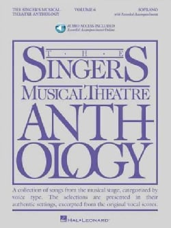 The Singer's Musical Theatre Anthology: Soprano / Audio Access Included