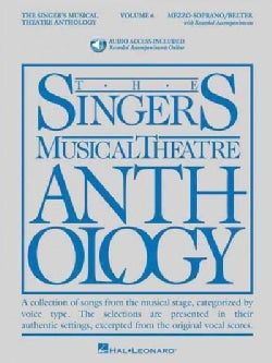 The Singer's Musical Theatre Anthology: Mezzo-Soprano / Belter with Recorded Accompaniments