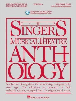 The Singer's Musical Theatre Anthology: Baritone/Bass Book/Online Audio