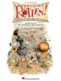 Something Rotten!: Vocal Selections (Paperback)