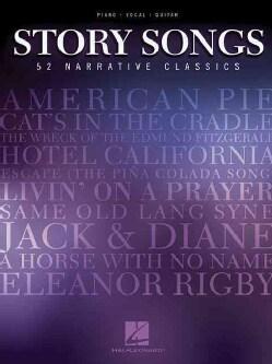 Story Songs: 52 Narrative Classics: Piano-Vocal-Guitar (Paperback)