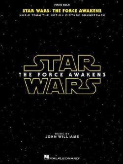 The Force Awakens: Music from the Motion Picture Soundtrack (Paperback)