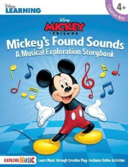 Mickey's Found Sounds: A Musical Exploration Storybook (Paperback)